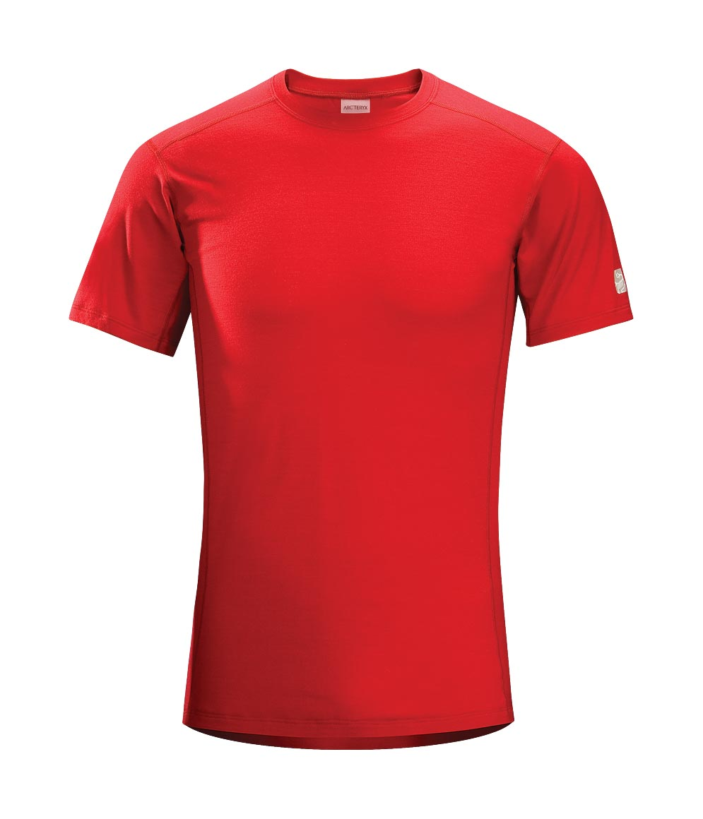 Arcteryx Candy Apple Red Eon SLW T-Shirt