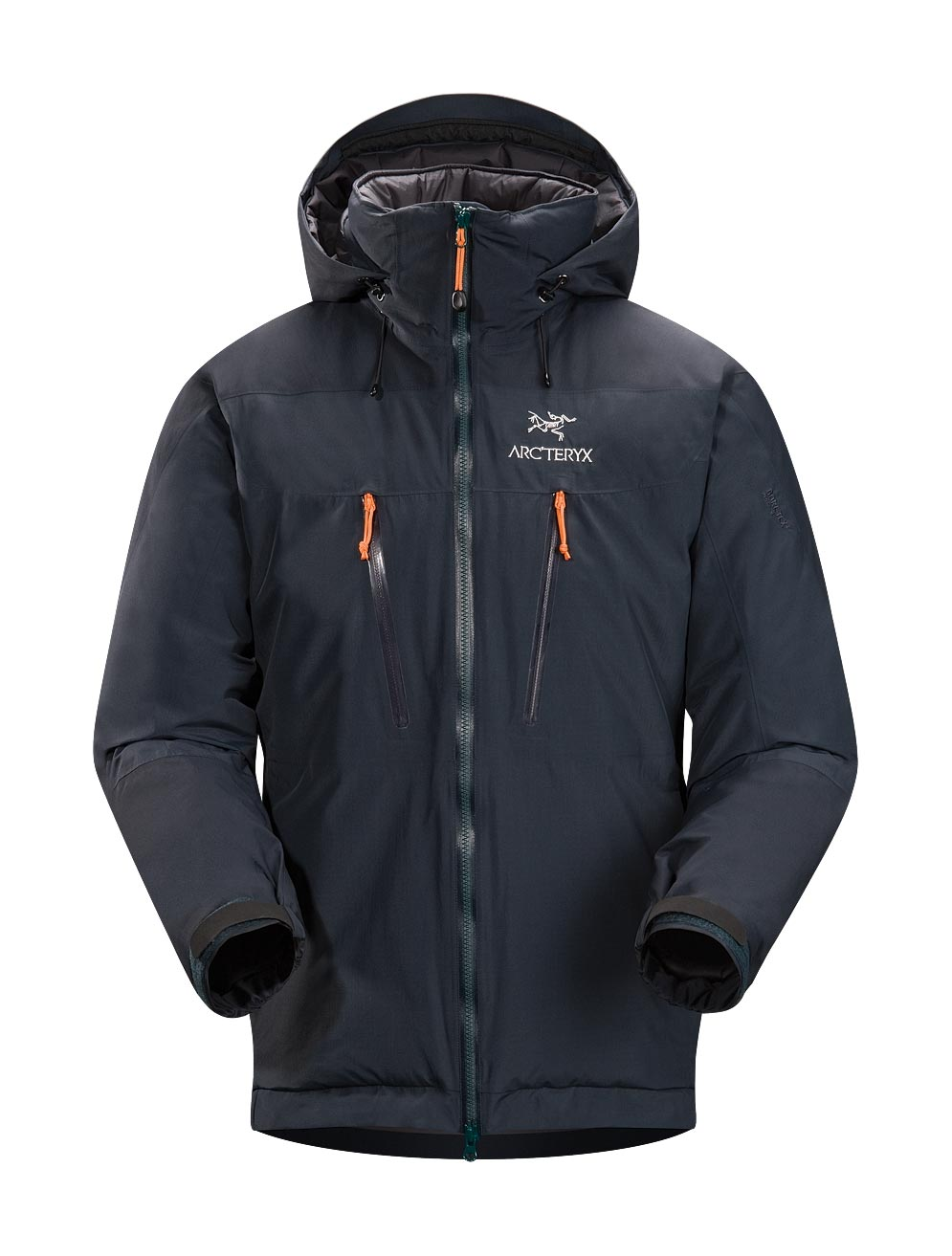 Arcteryx Deep Dusk Fission SV Jacket